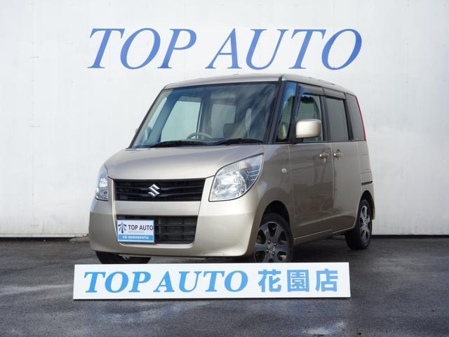 スズキ パレット L 4WD 電動スライド ナビ ETC シートヒ...