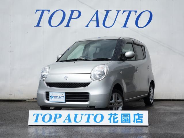 スズキ MRワゴン X 4WD キーフリー シートヒータ アル...