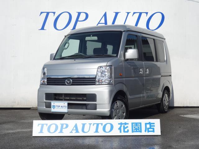 マツダ PXターボ 4WD ハイルーフ キーレス CD 保証付