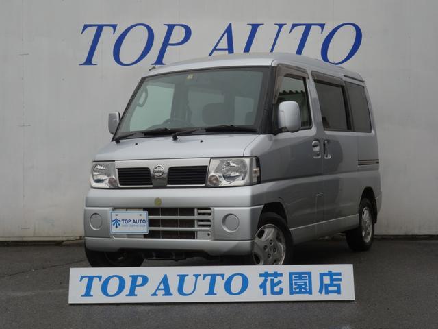 日産 G FOUR 4WD ターボ タイベル交換済 保証付