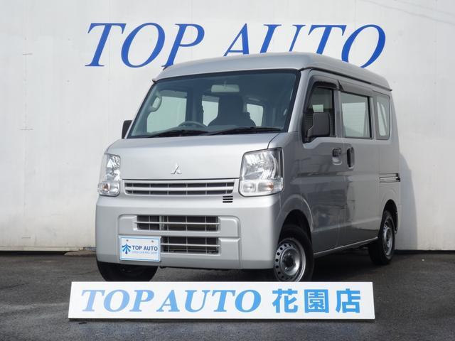 三菱 M ハイルーフ キーレス ABS フルフラット 保証付