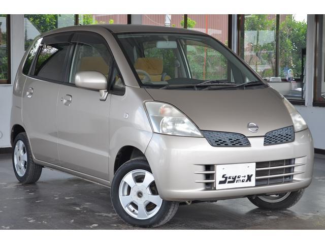 日産 モコ C DVDナビ キーレス タイミングチェーン 4WD