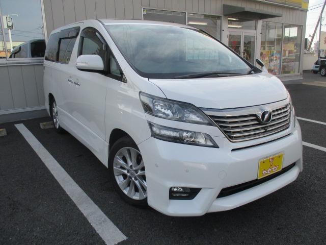 トヨタ 3.5Z プラチナムセレクション 純正ツインナビ サンルーフ