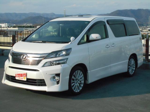 トヨタ 3.5Z Gエディション ワンオーナー 純正ナビ サンルーフ