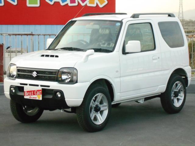 スズキ XC 登録済み未使用車 4WD キーレス 純正CDデッキ