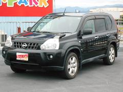 エクストレイル20X 4WD HDDナビ フルセグ シートヒーター