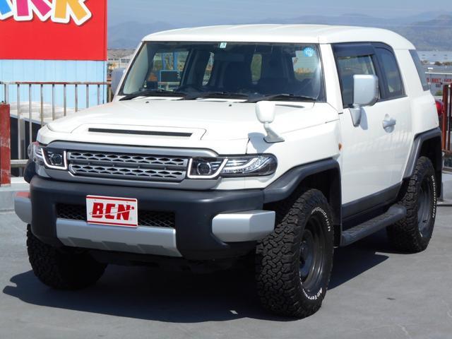 トヨタ カラーパッケージ 4WD 純正HDDナビ 社外ヘッドライト