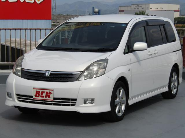トヨタ プラタナ 純正HDDナビ バックモニター パワースライドドア