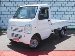 スクラムトラックKCスペシャル ワンオーナー 4WD ライトレベライザー