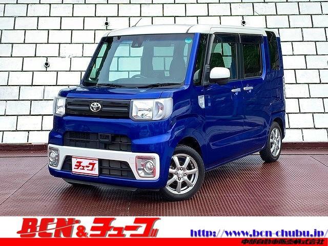 トヨタ L SAII 社外SDナビ・ワンセグTV・両側電動スライドドア・電格ミラー・プッシュスタート・キーフリー・