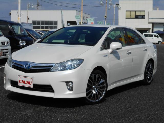 トヨタ S メーカーナビ バックモニター 社外アルミ