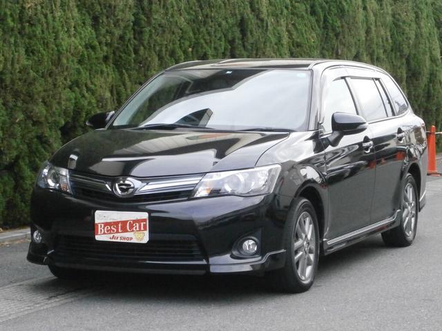 トヨタ 1.5G エアロツアラー・ダブルバイビー 社外HDDナビ