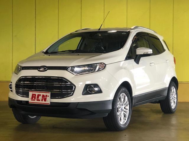 「フォード」「エコスポーツ」「SUV・クロカン」「群馬県」「BCN高崎 中部自動車販売(株)」の中古車