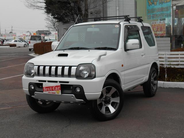 スズキ クロスアドベンチャーXC 4WD ターボ ナビ TV
