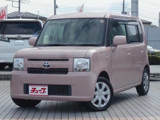 トヨタ ピクシススペース L 純正ナビ ワンセグTV アイドリングストップ キーレス