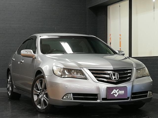 ホンダ ユーロS 4WD 半革シート 純正HDDナビ オートクルーズ