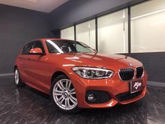 BMW118d MスポーツインテリジェントセーフティLEDライト