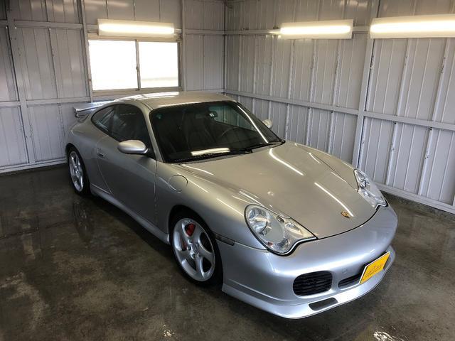 ポルシェ 911カレラ4S D車 左H サンルーフ 整備記録簿