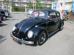 VW ビートル右ハンドル ツインキャブ BRMホイール