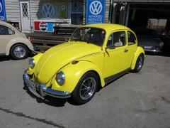 VW ビートル1300S スプリントスターホイール モトリタ ローダウン