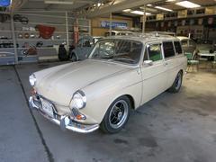 VW タイプIIIスライディングルーフ MOMOホイール ステンレスマフラー