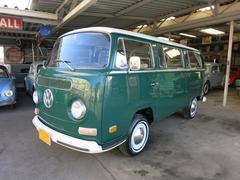 VW タイプIIDXバス 9パッセンジャー ベンチシート CD NEWタイヤ