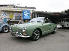 VW カルマンギアクーペ 左ハンドル ポルシェホイール