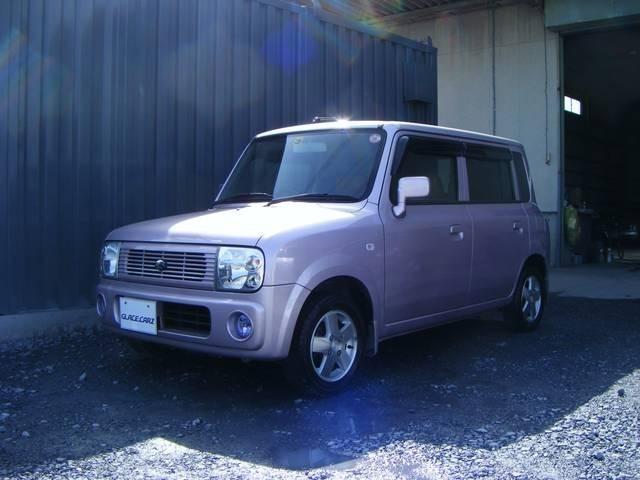 マツダ スピアーノ X 4WD 禁煙車 リモコンE/Gスターター
