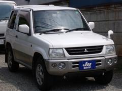 パジェロミニスヌーピーエディション パートタイム4WD