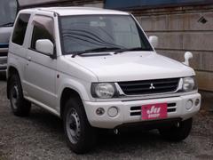 パジェロミニX パートタイム4WD ETC キーレス付