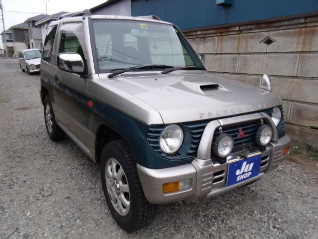 三菱 アニバーサリーリミテッドV ターボ パートタイム4WD
