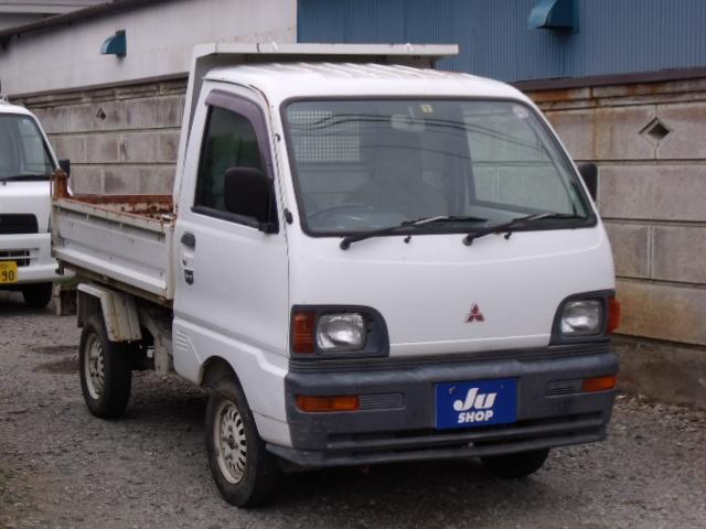三菱 鬼金ダンプ 4WD PTO