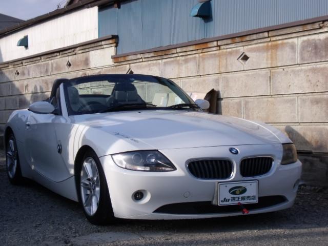 BMW 2.2i 本革シート シートヒーター 電動オープン