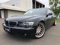 BMW740i コンフォートPKG 20インチ 純正HDDナビ