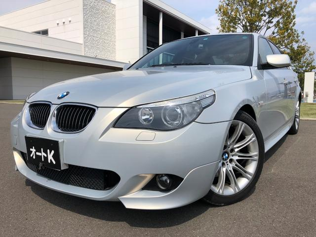 BMW 525i 25thアニバーサリーエディション限定車 革 SR