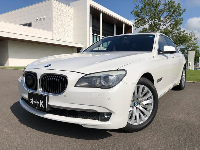BMW 750iコンフォートPKG エアシート サンルーフ
