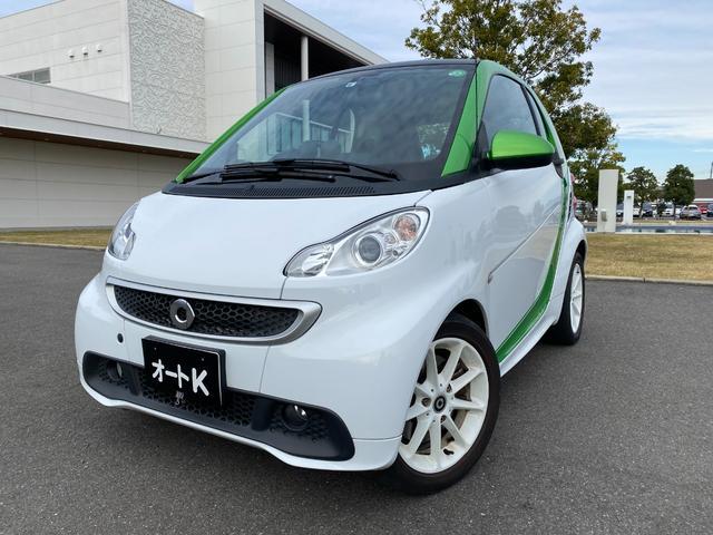 スマート スマートフォーツーエレクトリックドライブ ベースグレード シートヒーター ETC