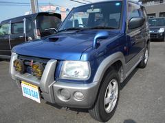 パジェロミニV−ターボ4WD
