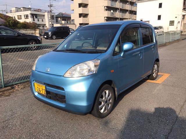 ホンダ F ベンチシート キーレス CD フルフラット 軽自動車