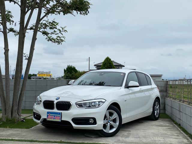 BMW 1シリーズ 118iスポーツBluetoothナビバックカメラETC