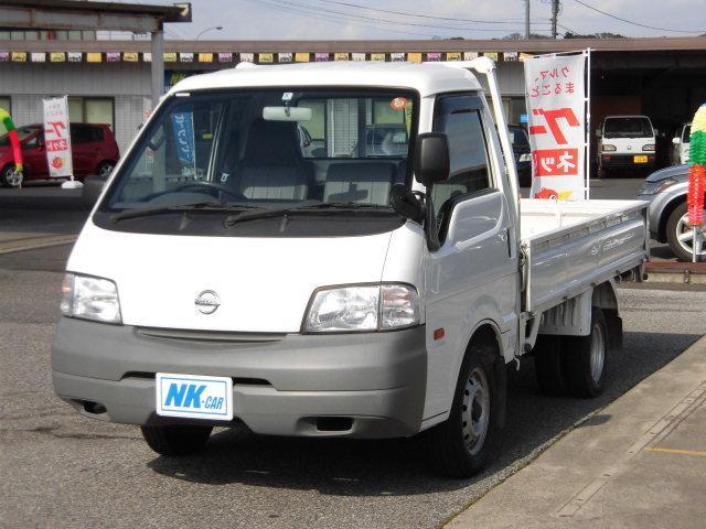 日産 ロングスーパーローDX  5MT車 最大積載量1000kg