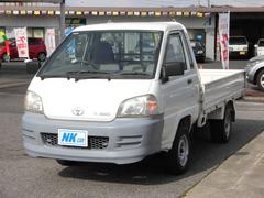 タウンエーストラックロングSシングルジャストローDX  5MT車 ABS付