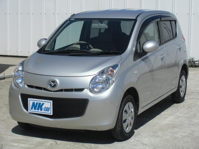 マツダ GS 5MT車 ワンセグ付ポータブルナビ キーレス