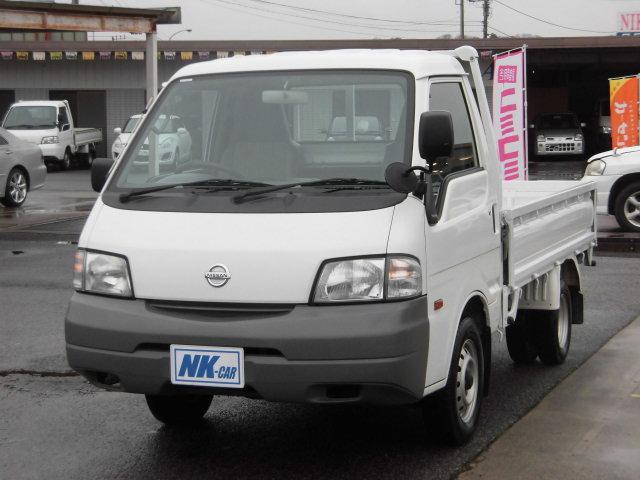 日産 バネットトラック スーパーローDX Wタイヤ 4AT 集中ドアロック 三方開