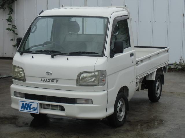 ダイハツ ハイゼットトラック スペシャル 5MT エアコン パワステ ドアバイザー 最大積載量350kg