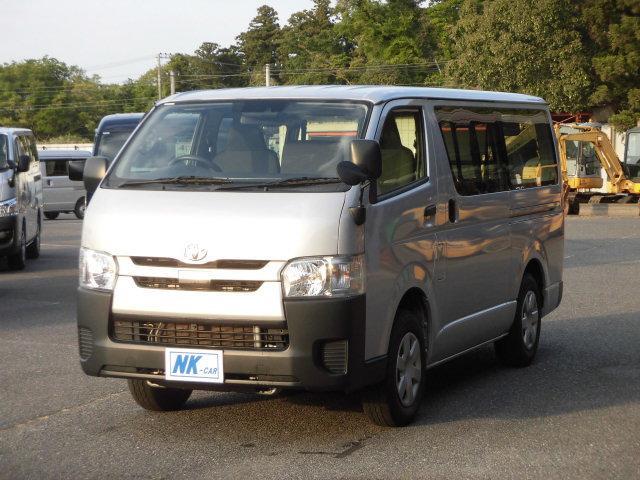 トヨタ DX ディーゼル ターボ 4WD 社外ナビ バックカメラ ETC トヨタセーフティセンス キーレス