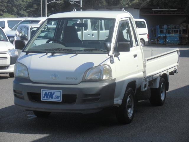 トヨタ DX コラム5MT 最大積載量750kg ドアバイザー ABS付 パワーウィンドウ