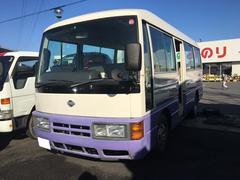 シビリアンバス事務室車登録 8ナンバー 10人乗り