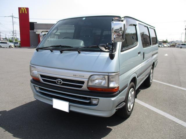 ハイエースバン スーパーGL フル装備 サンルーフ CD 1オーナー ABS(トヨタ)