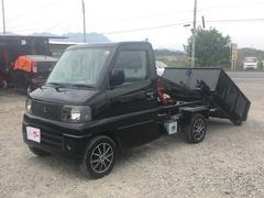 ミニキャブトラックローダーダンプ アームロール 13AW エアコン 軽トラック